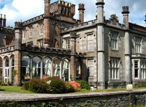Achnagairn Castle Bridal Suite Wedding Venues Scotland