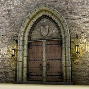 Castle Architecture - Domestic Features