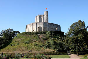 Motte & Bailey at Gisors, France