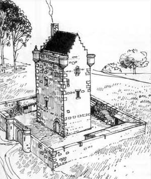 Types And History Of Castles Fortified Houses