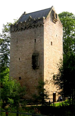 Types and history of castles fortified houses for Tower house for sale