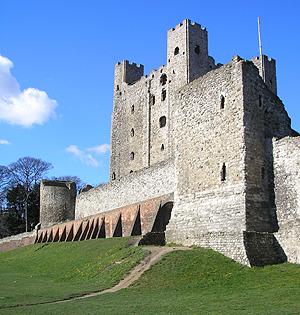 Rochester Castle Castle In England