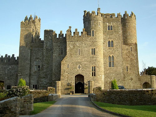 Kilkea Castle, County, Kildare, Ireland - Price available on application - www.castlesandmanorhouses.com