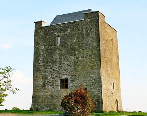 Killahara Castle, County Tipperary, Ireland - Price available on application - www.castlesandmanorhouses.com