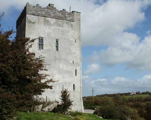 Ballindooley Castle, Castlegar, County Galway, Ireland - Price available on application - www.castlesandmanorhouses.com