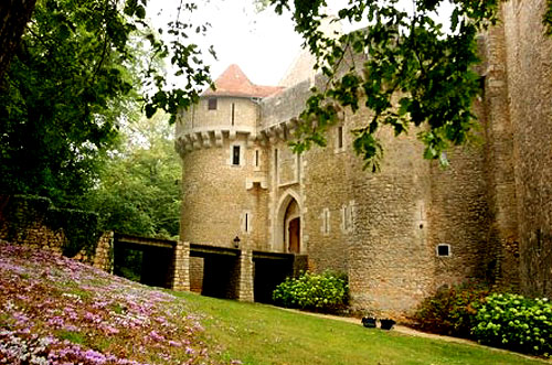 Château-fort for sale in the Brenne, Indre department, France - For sale at 1,800,000 €uros - www.castlesandmanorhouses.com