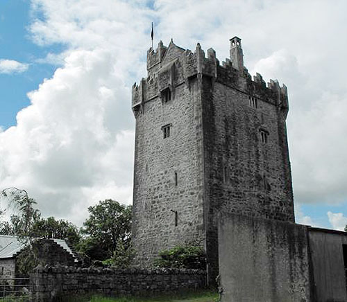 Caherkinmonwee Castle (Caher Castle), Craughwell, Co. Galway, Ireland - Price available on application - www.castlesandmanorhouses.com
