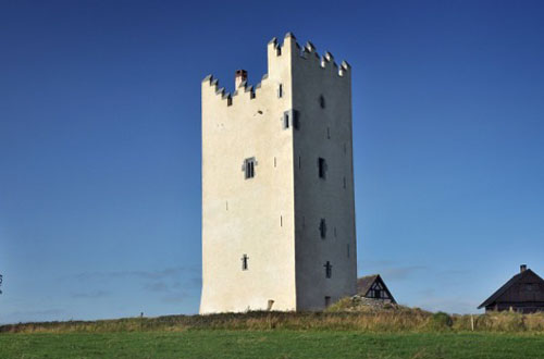 Grantstown Castle, Kilfeacle, Co. Tipperary, Ireland - Price available on application - www.castlesandmanorhouses.com