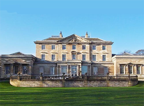 Hickleton Hall in Doncaster, South Yorkshire, England. For Sale at £2m