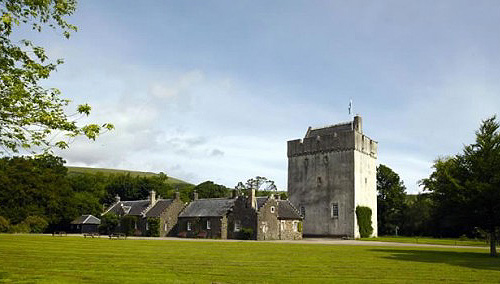 Kames Castle, Isle of Bute, Scotland - For sale at £995,000 - www.castlesandmanorhouses.com