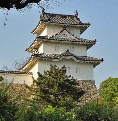 Photographs of japanese castles akashi castle akashi hyogo prefecture japan castlesandmanorhouses publicscrutiny Images
