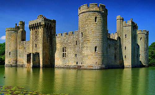 castle big bed wars