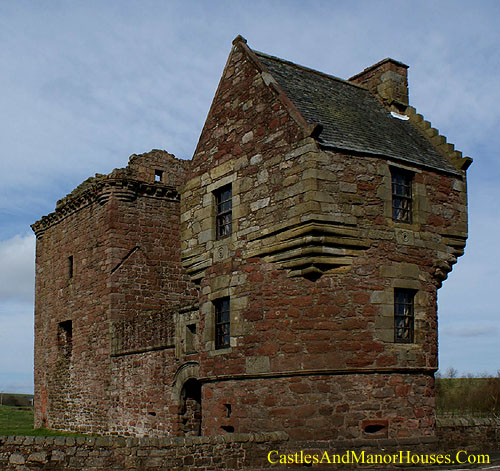 Burleigh Castle, Perth and Kinross, Scotland - www.castlesandmanorhouses.com