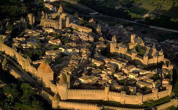 Click here to find out about Carcassonne