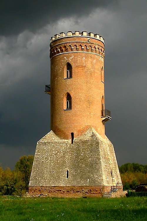 The Chindia Tower (Romanian: Turnul Chindiei) is a tower in the Curtea Domneasca monuments ensemble in Târgoviste, Romania. - www.castlesandmanorhouses.com