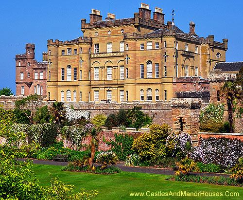 Photographs of Scottish Castles and Manor Houses  Scotland Manors