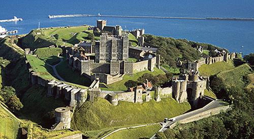 Dover Castle Kent England Www Castlesandmanorhouses