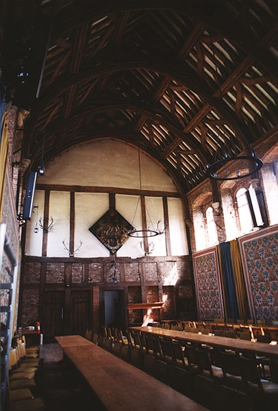 The Great Hall, Hatfield House, Great North Rd, Hatfield, Hertfordshire AL9 5NQ, England - www.castlesandmanorhouses.com