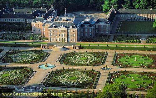 Photographs of dutch castles and manor houses - Jardines de holanda ...