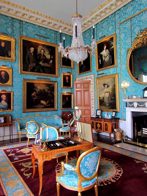 Castle Howard, North Yorkshire, England. - www.castlesandmanorhouses.com