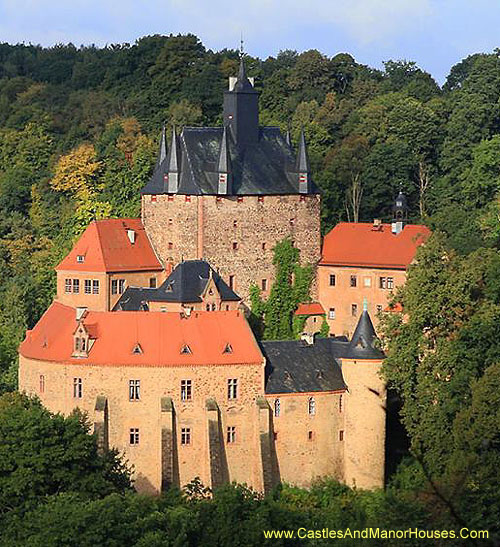 Photographs Of German Castles And Manor Houses