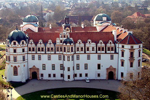 Schloss Celle, Celle, Lower Saxony, Germany - www.castlesandmanorhouses.com