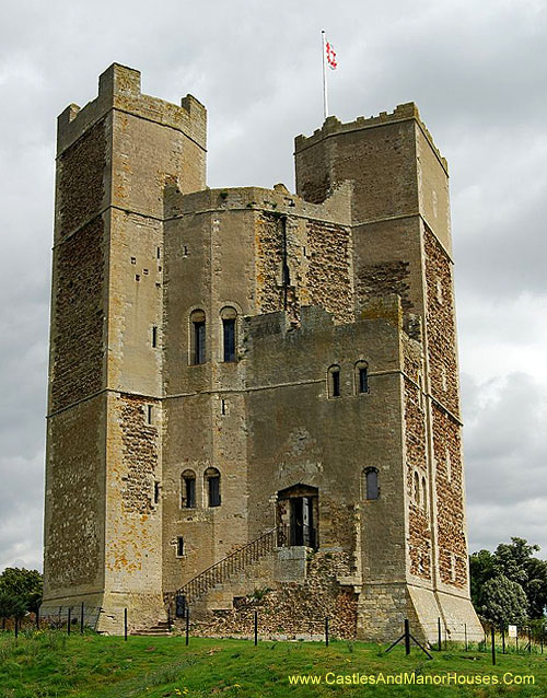 Orford Castle, Orford, Suffolk, England - www.castlesandmanorhouses.com