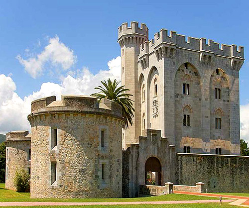 Arteaga Tower, Biscay, Basque Country, Spain - www.castlesandmanorhouses.com