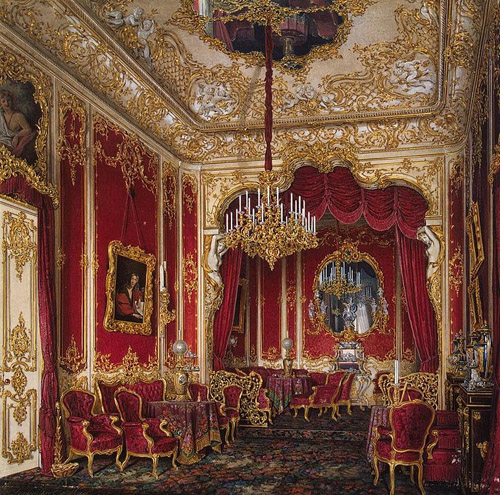 The Winter Palace, Saint Petersburg, Russia  - www.castlesandmanorhouses.com