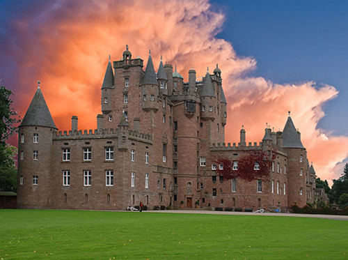 10 Abandoned Manor Houses & Baronial Mansions of Scotland ...  Scotland Manors