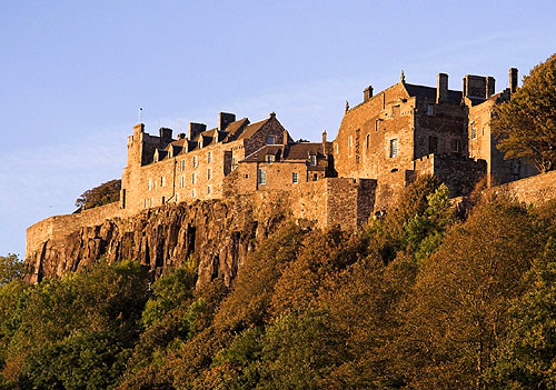 Stirling Castle, Stirling, Scotland - www.castlesandmanorhouses.com