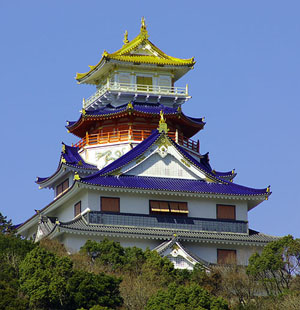 types and history of castles japanese castles