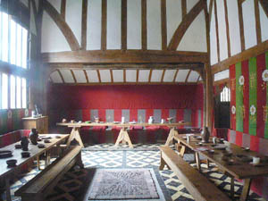 Medieval Manor House Rooms