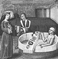 Bathrooms So Common In The Classical World Disappeared Medieval Europe