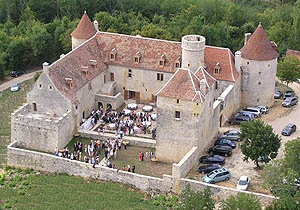 Castle (chateau fort) for sale in France