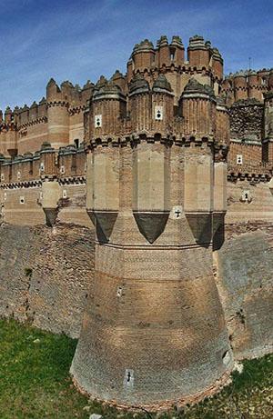 Castle Architecture - Castle Walls
