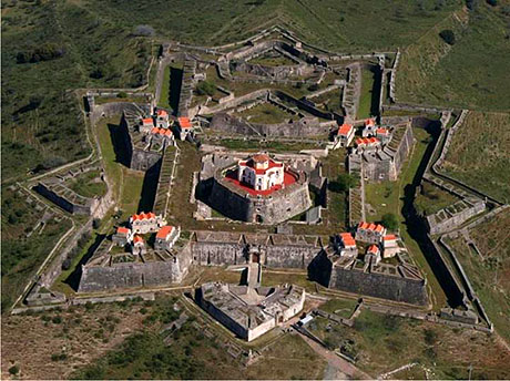 Types And History Of Castles Star Forts