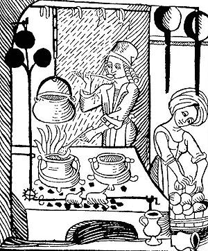 Tudors Sex im Wald
