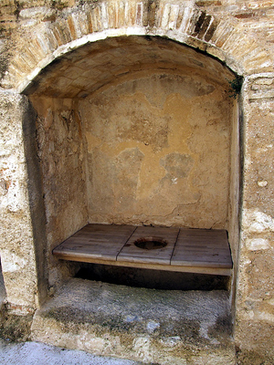 Medieval Castle Bathrooms Castle Life - Rooms in...