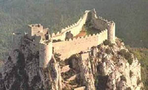 Cathar Castles of the Languedoc
