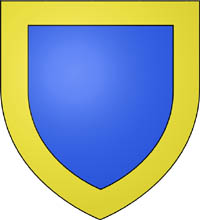 The coat of Arms of the commune <br>